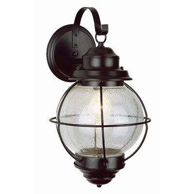 "TransGlobe Lighting Outdoor 13.5""  Wall Lantern"