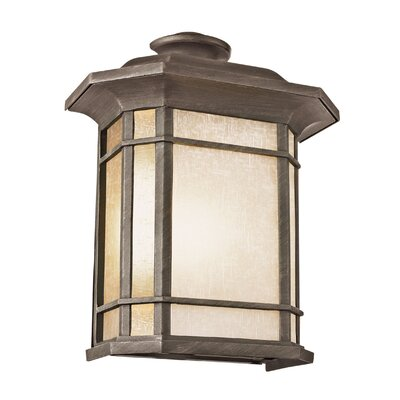 TransGlobe Lighting Corner Windows 2 Light Outdoor Pocket Lantern