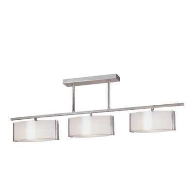 TransGlobe Lighting 3 Light Kitchen Island Pendant