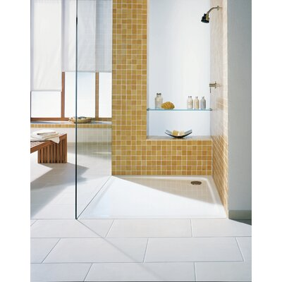 "Kaldewei Superplan 47.2"" x 47.2"" Shower Tray in White"