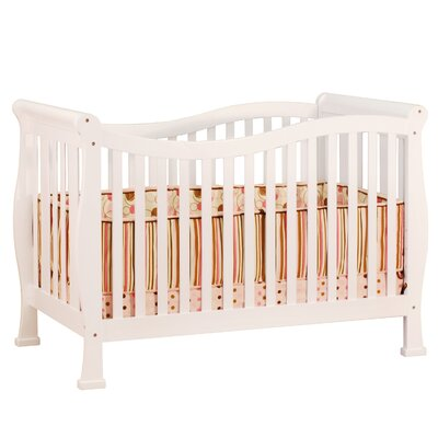 AFG Furniture Nadia 3-in-1 Convertible Crib Set