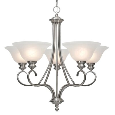 Lancaster 5 Light Chandelier