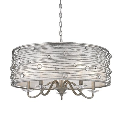 Joia 5 Light Chandelier
