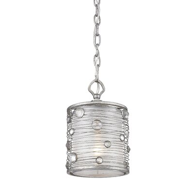 Joia 1 Light Mini Pendant