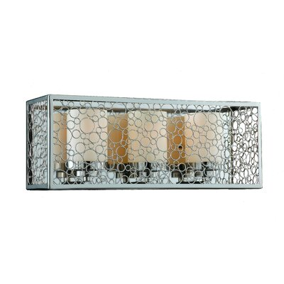 Triarch Lighting Contempo 3 Light Bath Vanity Light