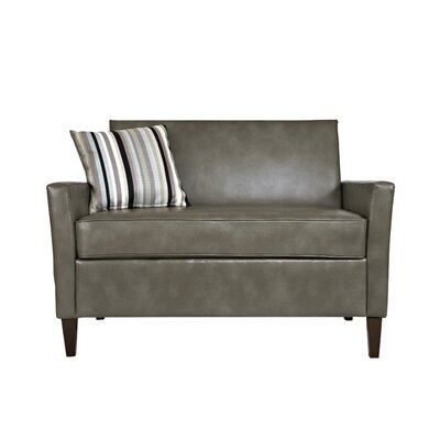 angelo:HOME Sutton Renu Leather Loveseat