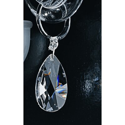 Zaneen Lighting Accessory Crystal Drop