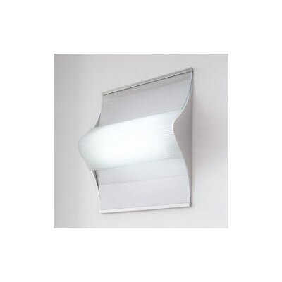Zaneen Lighting Two Ice 2 Light Wall Sconce