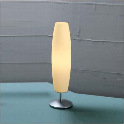 "Zaneen Lighting Zenith 25"" Table Lamp in Amber"