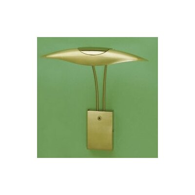 Zaneen Lighting Raya Contemporary Picture Light in Satin Gold
