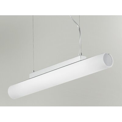Zaneen Lighting Olympia Linear Pendant in Gray