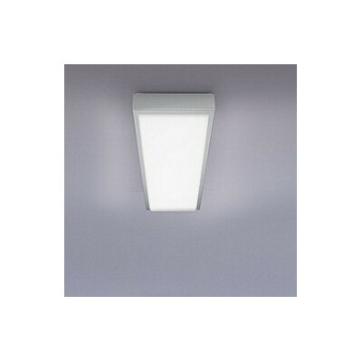 Zaneen Lighting Flat-R 2 Light Fluorescent Strip Light