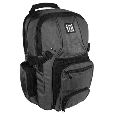 Tennman Computer Backpack in Titanium Grey