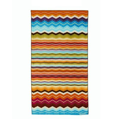 Missoni Home Hugo Beach Towel