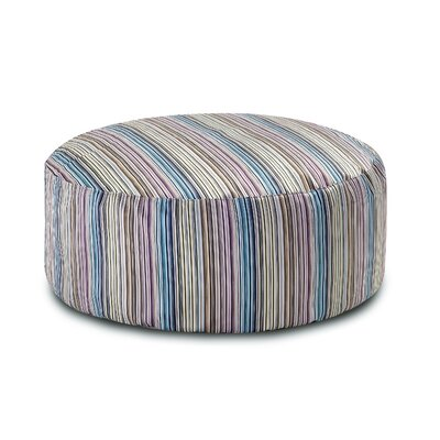 Missoni Home Jenkins Pouf Bean Bag
