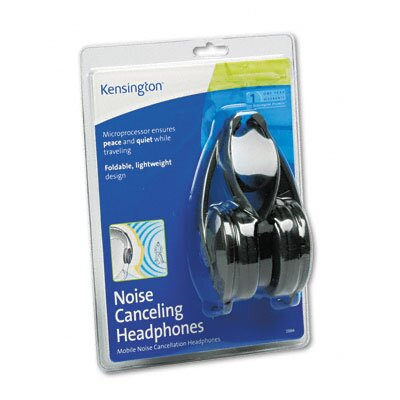 Acco Brands, Inc. Kensington Noise Canceling Headphones