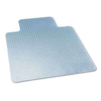 Advantus Corp. Antistatic Standard Pile Carpet Beveled Edge Chair Mat
