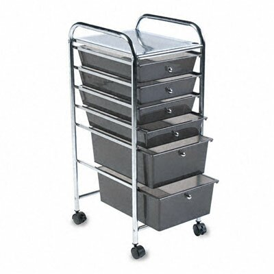 Advantus Corp. Portable Drawer Organizer, 15-1/2W X 13D X 32H