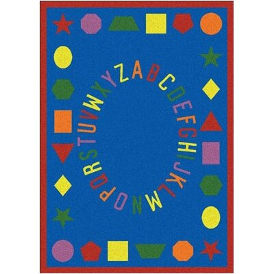 Joy Carpets Educational First Lessons Kids Rug