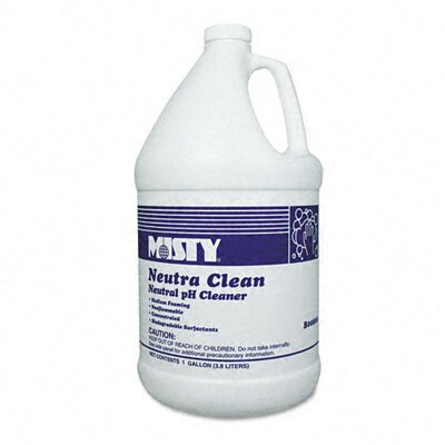 AmRep Misty Neutra Clean Floor Cleaner, 1 Gal. Bottle