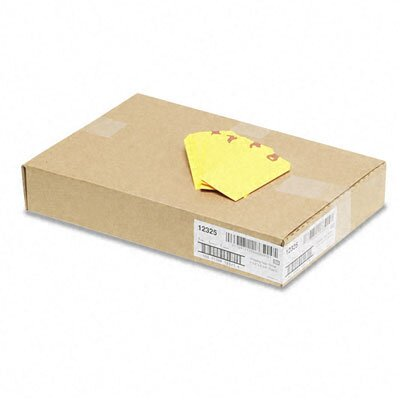 Avery Consumer Products Shipping Tags, Paper, 4 3/4 X 2 3/8, 1,000/Box