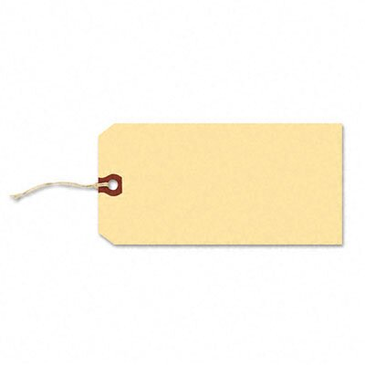 Avery Consumer Products Paper/Twine Shipping Tags, 3 1/4 X 1 5/8 (1,000/Box)