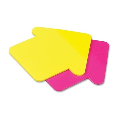 Avery Consumer Products See Through Self Adhesive Sticky Note