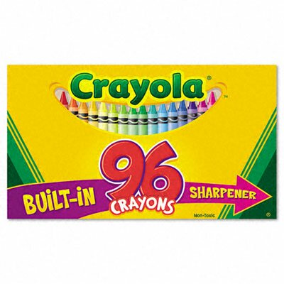 Crayola LLC Classic Color Pack Crayons (96/Box)