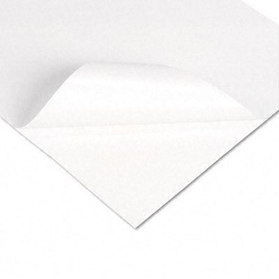 C-Line Products, Inc. Peel and Stick Dry Erase Sheets, 17 X 24 (15 Sheets/Box)