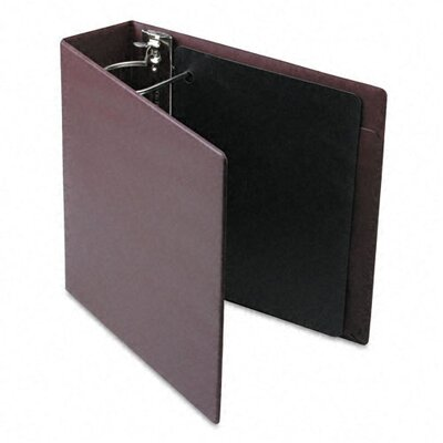 Cardinal Brands, Inc Heavyweight Vinyl Slant-D Ring Binder, 3in Capacity, Maroon