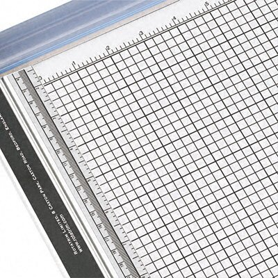 "Carl Manufacturing 13.75"" x 18"" Industrial Paper Trimmer, 20 Sheets"