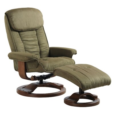 Mac Motion 7151 Ergonomic Recliner and Ottoman