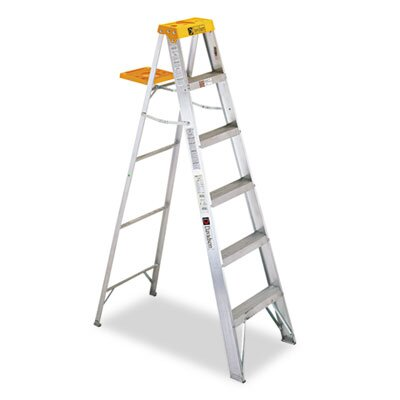 DAVIDSON LADDER, INC.                              Louisville #428 Six-Foot Folding Aluminum Step Ladder