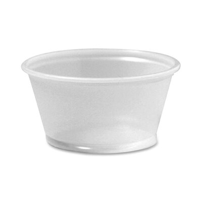 Dixie Foods Souffle Cup (2400 Count)