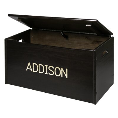 Little Colorado Personalized Toy Storage Chest