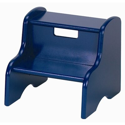 Kid's Step Stool in Blue