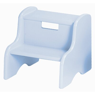 Kid's Step Stool in Powder Blue