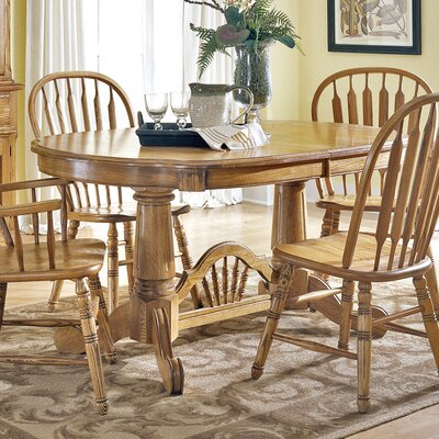 Cochrane Furniture Thresher's Too 5 Piece Dining Set