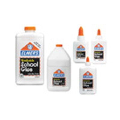 Elmer's Products Inc Elmers School Glue 8 Oz Bottle