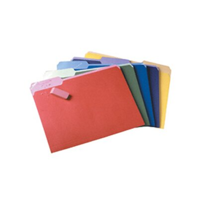 Esselte Pendaflex Corporation Pendaflex File Folders W/ Erasable