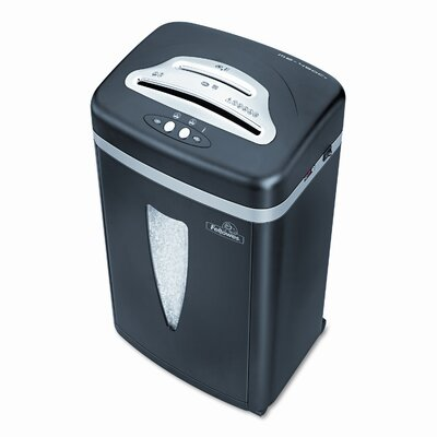 Fellowes Mfg. Co. Powershred 450Ms Medium-Duty Micro-Cut Shredder, 7 Sheet Capacity