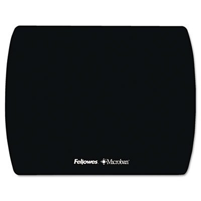 Fellowes Mfg. Co. Microban Ultra Thin Mouse Pad, Sapphire Blue