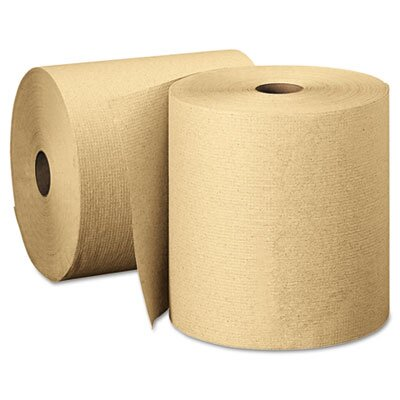 Georgia Pacific Envision High-Capacity Nonperforated Paper Towel Roll, 6/Carton