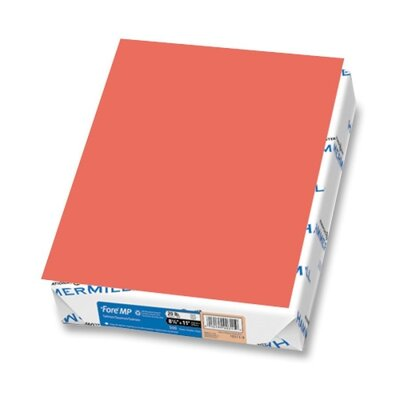 Hammermill Colored Copy Paper, 20Lb, 8-1/2&quot;x11&quot;, 500/RM, Salmon