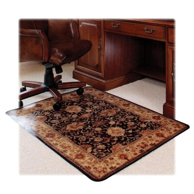 Deflect-O Corporation Caper Low Pile Carpet Chair Mat