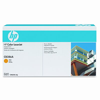 HP CB386A Imaging Drum, Yellow