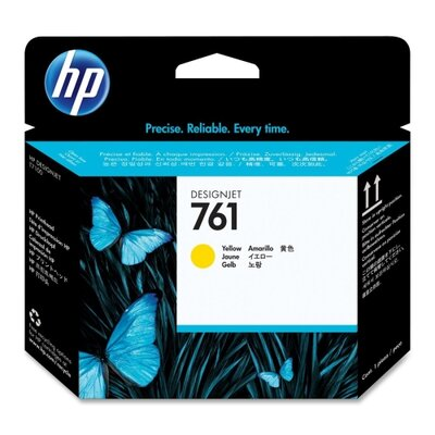 HP HP Printhead, Designjet 761, Yellow