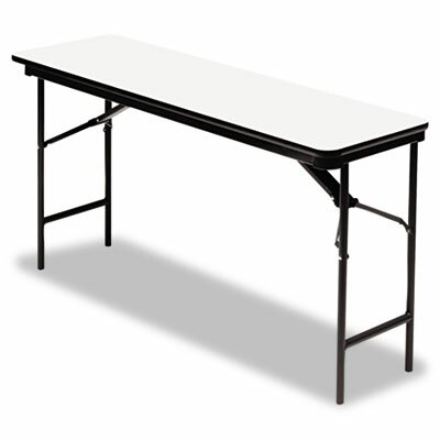 Iceberg Enterprises Premium Wood Laminate Folding Table