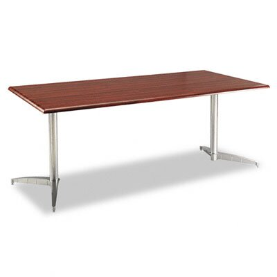 Iceberg Enterprises Officeworks Rectangular Table Top