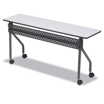 "Iceberg Enterprises OfficeWorks 72"" Mobile Training Table"